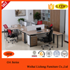 2015 New style metal legs office table/School teacher's desk