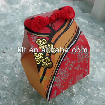 Indian Wedding Favors Wholesale Packaging Box
