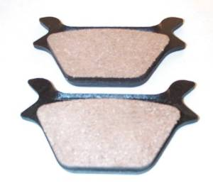 1998-1998 POLARIS XCR 700 BRAKE PADS SOLD PAIRS, Manufacturer: NACHMAN, Manufacturer Part Number: 05-152-43-AD, Stock Photo - Actual parts may vary.