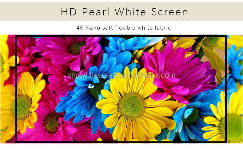 Snowhite 120 inch 16:9 Aspect ratio, Projection Screen