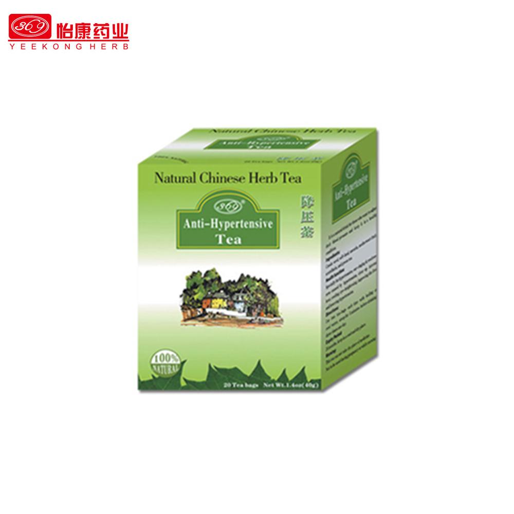 Chinese functional teabag packed Herbal tea for lower blood pressure Anti-hypertensive liver health - 4uTea | 4uTea.com