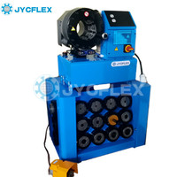 2 inch p32 finn power automatic hydraulic hose crimping machine for sale