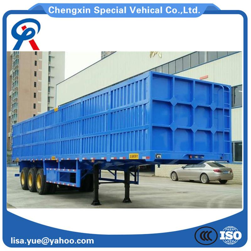 transportation van trailers made in China