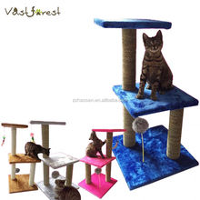 Popular Outdoor Cat House Cat Play House Manufacturer