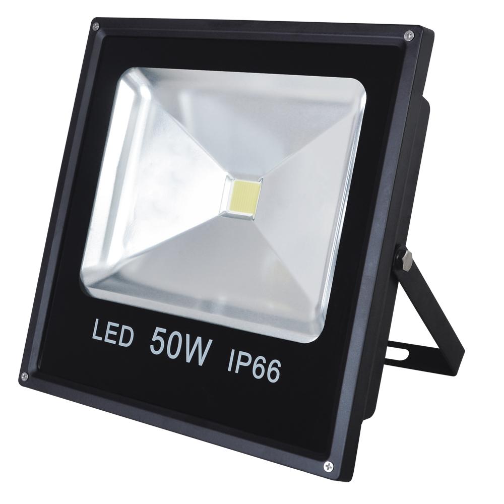 RGB LED Floodlight 30//50//100W Outdoor Security Flood Light Spotlight IR Remote