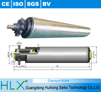 With Ce Cerfictation Tube For Conveyor Roller Made In China Factory - Buy  Tube For Conveyor Roller For Sale In China,New Products Awning Roller Tube