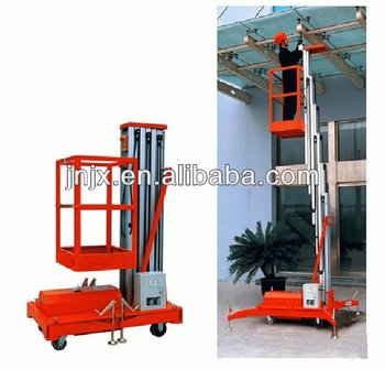1-Man Personnel Lifts for Rent or Sale Genie or JLG