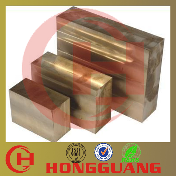 Factory price Best abrasive resistance bronze flat bar