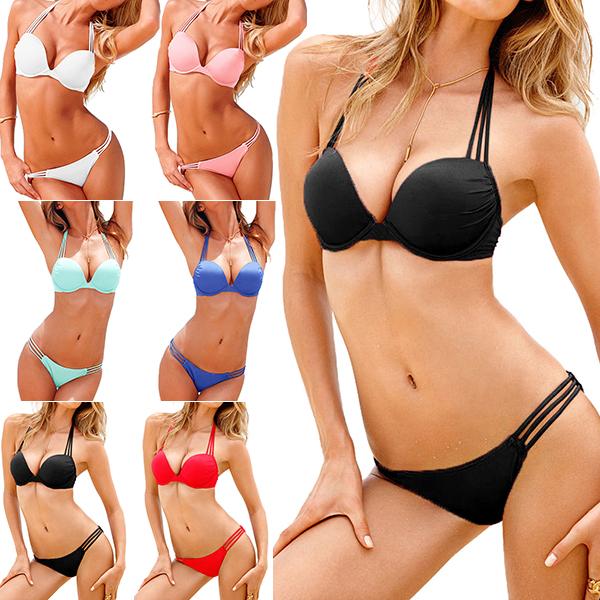 2015 newest super sexy bikini set swimsuit women 39 s multi. Black Bedroom Furniture Sets. Home Design Ideas