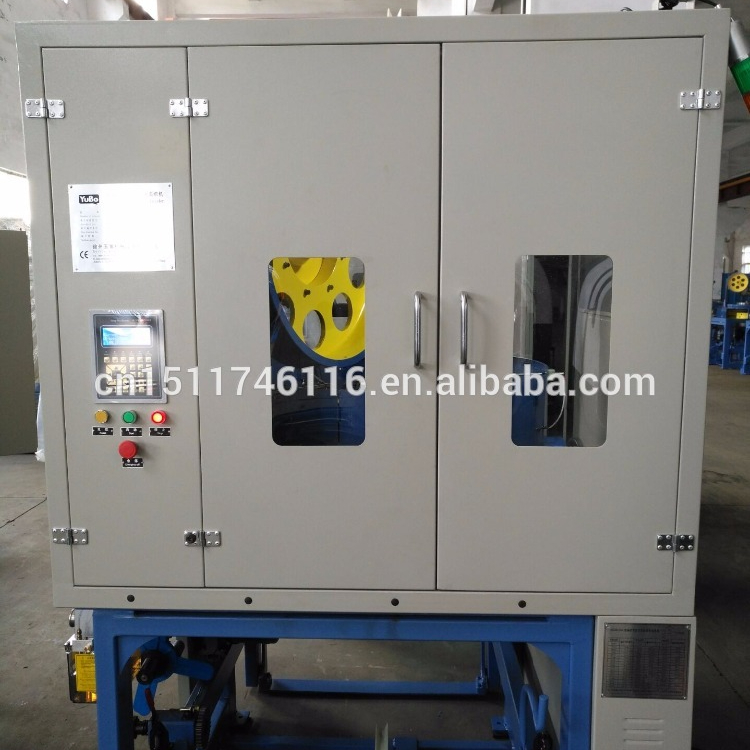 24 Spindel vertikale High Speed draht und kabel Flechtmaschine