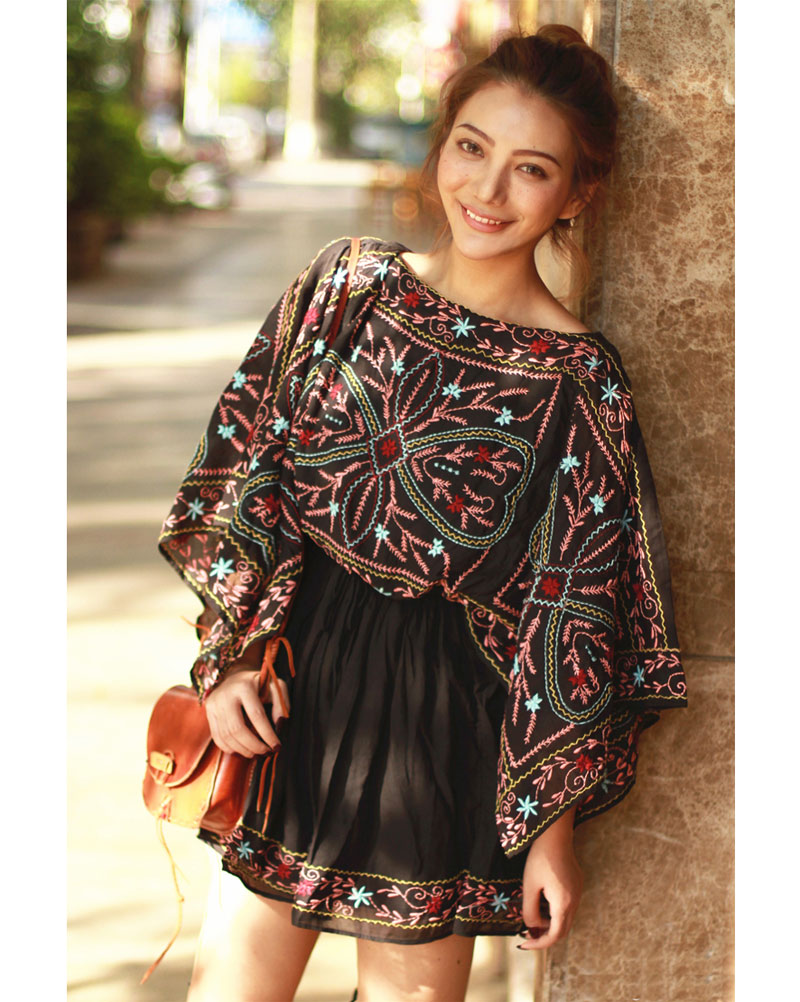 Bohemian clothing online