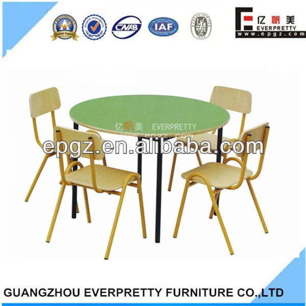 2014 china ikea muebles de jardín de infantes mesas redondas para ...
