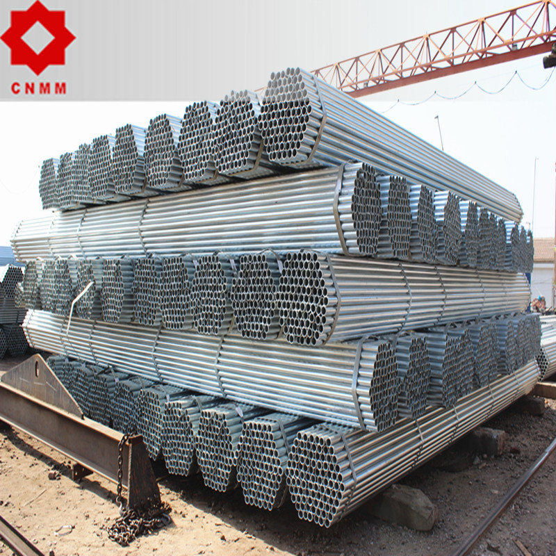 astm a 53 grade a hot dipped galvanized welded b.i steel pipe