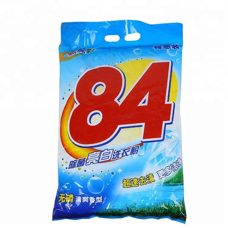 High Foam and high density detergent powder for south africa