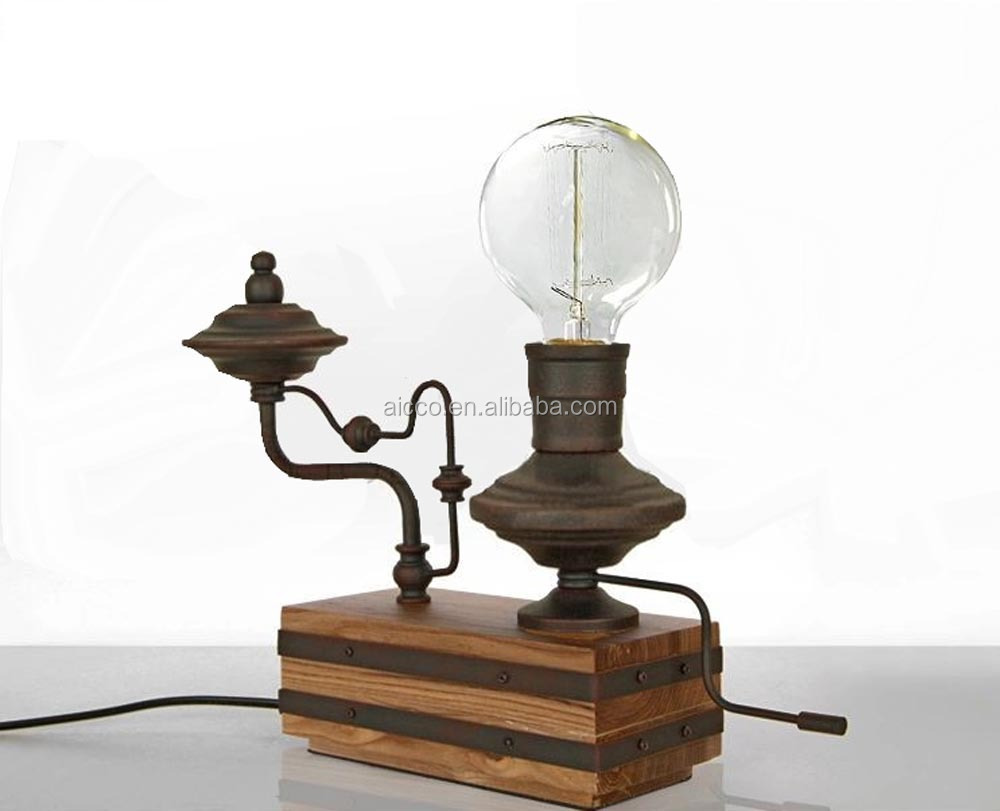 Christmas Ornaments New Product Vintage Metal And Edison Light ...