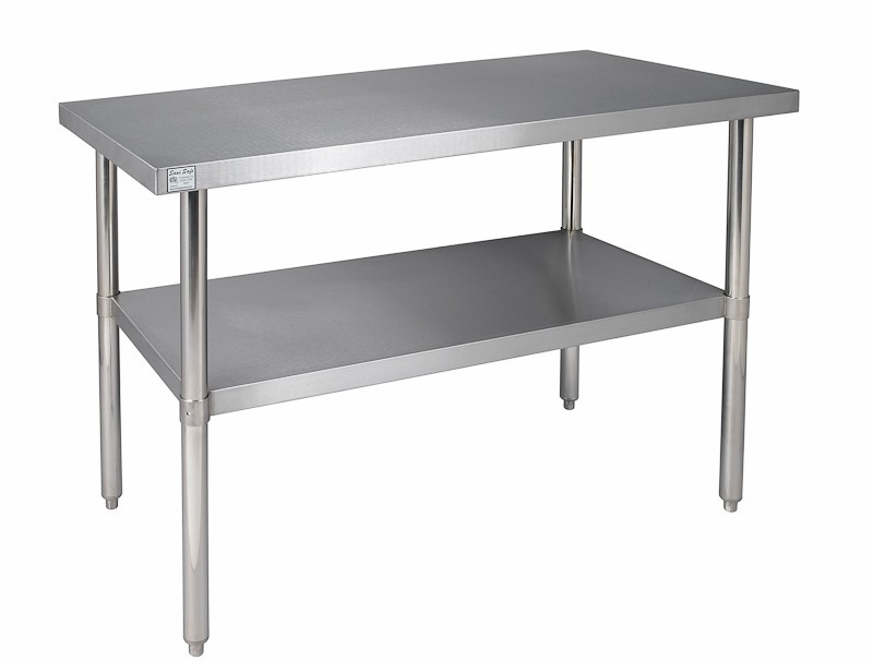 stainless steel kitchen work table island stainless steel kitchen table restaurant kitchen equipment 9412