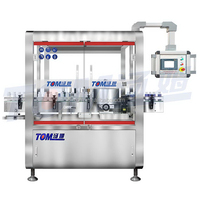 Widely application cheap bottle labeling machines