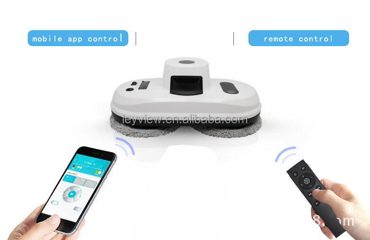Shenzhen wholesale automatic cleaning robot vacuum cleaner for windows cleaning robot