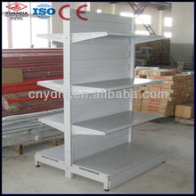 Yuanda Manufacturer supermarket display steel rack with CE Certificate