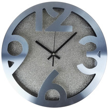 Customized Color Aluminium Wall Clock