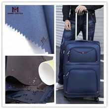 Waterproof 5000mm pu milky coated polyester oxford bag fabric