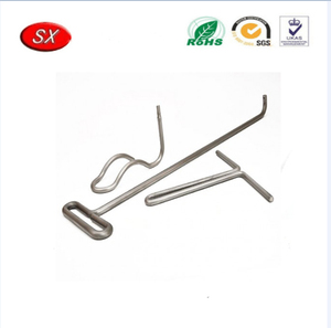 High precision best price flexible bending wire forming parts wire forming spring