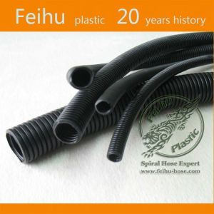 2014 China high quality corrugated electrical conduit hose Cable Sleeves electric pvc pipe extrusion line
