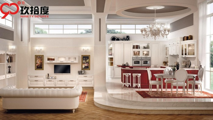 customized red and white tall play kitchen kitchen store in