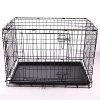 pet cage/dog cage/ Folding Pet Crate Dog Cage