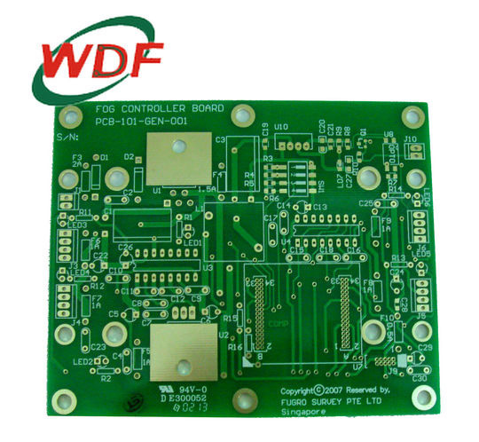 Shenzhen High precision power pcb 4 layer in multiyaler pcb