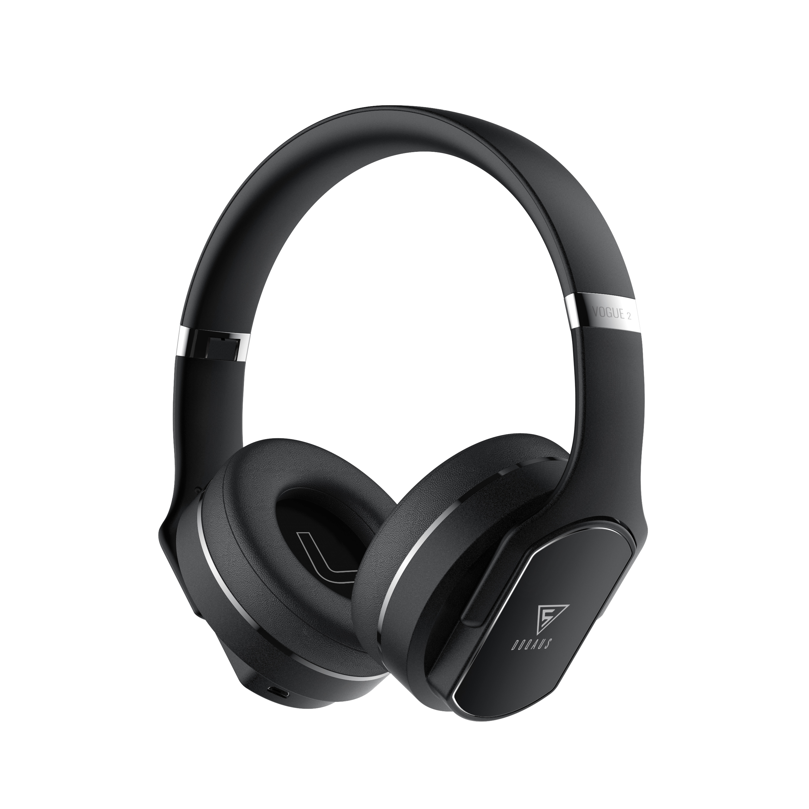 SODO Doqaus Vogue <strong>2</strong> with FM Wearable Speaker Wireless Headsets Bluetooth Headphone with Mic