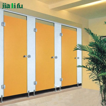 Cambodia Commmercial Cubicle Bathroom Wall Panel Partitions For Sale - Partition bathroom wall