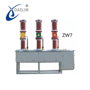 ZW30 (A ) 33kv~40.5kv Outdoor High Voltage Vacuum Circuit Breaker
