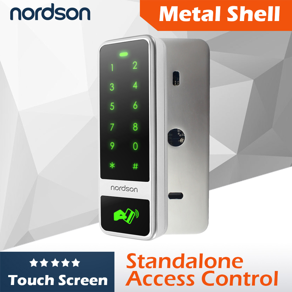 Low MOQ rfid touch screen access control door access control