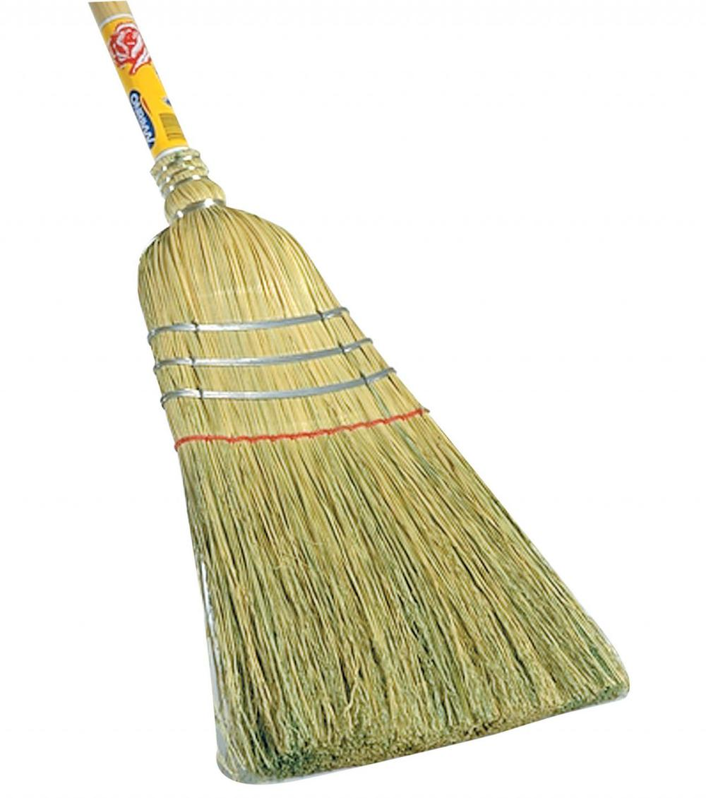 Environmentally friendly grass broom corn broom straw - Escobas de palma ...