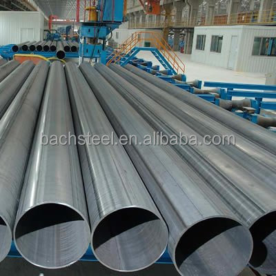 hot dipped galvanized round steel pipe making machine