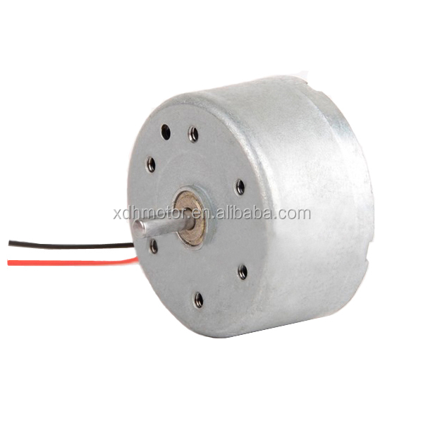 dc motor for CD/DVD player,micro motor with precious metal-brush motors,dc motors low noise long life(RF-300CA)