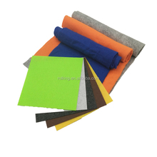 100% Wool Fabric Wholesale Felted Wool Material