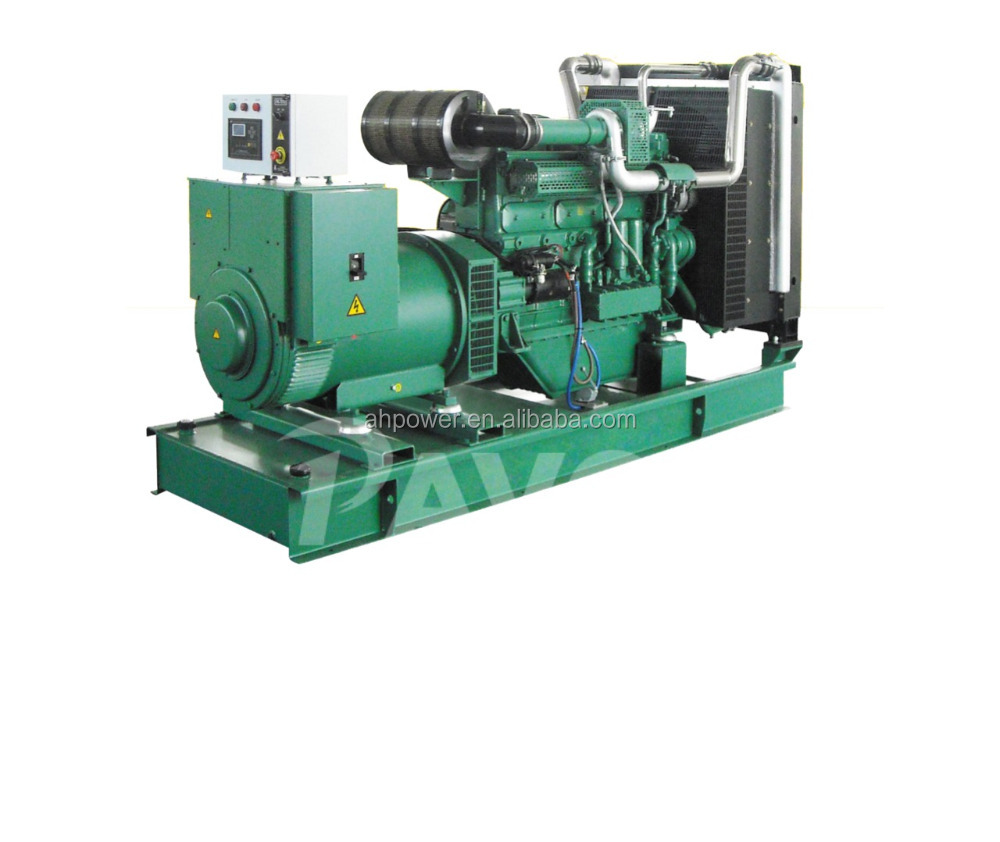 Portable 100 Kw Silent Diesel Power Plant Genset Generator Price
