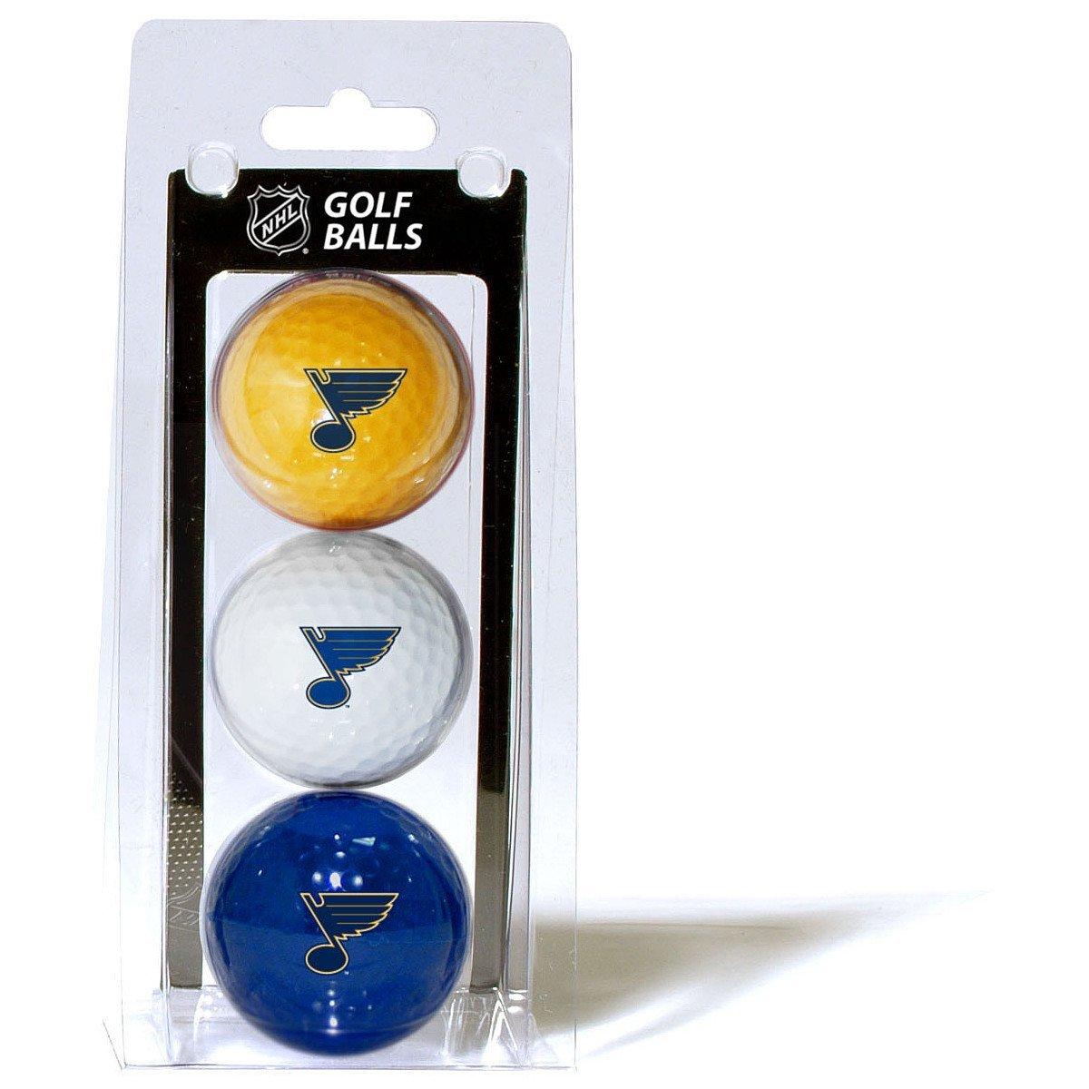 USA Wholesaler - TGO-15405 - St. Louis Blues NHL 3 Ball Pack