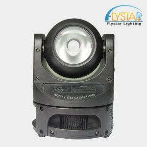 China suppliers magic dot 1pcs 4in1 rgbw 60w led moving head beam lights