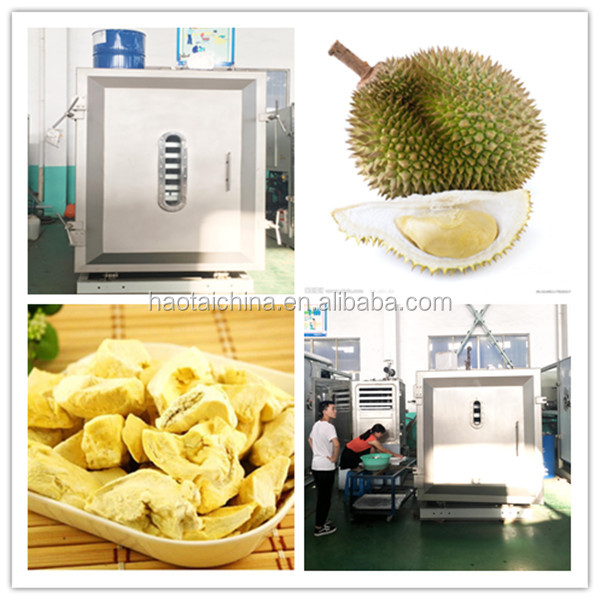 Best quality commercial freeze dryer for Durian/freeze dryer price