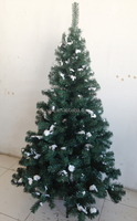 promotional 4ft 5ft Christmas tree decoration for cheap
