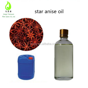 Food additives star anise oil essential oil for Aromatic flavor