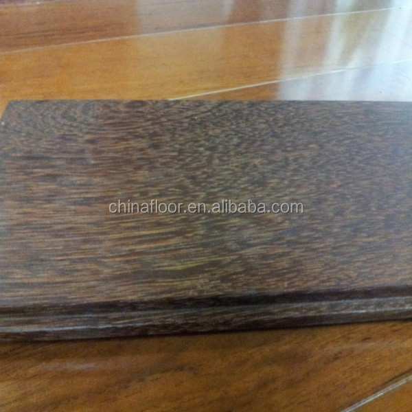 Foshan factory Low Price Stock18mm solid T&G weng parquet