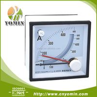 Manufacturer Analogue Panel Meter , DT-2M96 Combined Maximum Demand(CDMI) Ammeter 96*96 /