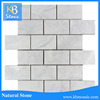 Wall Or Floor Good Design White Marble Mosaic Tile For Sale