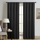 Europe Style Living Room Privacy Protection Heat Insulated Jacquard Curtains