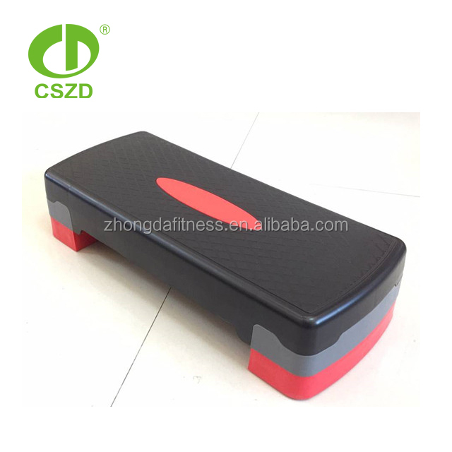 2018 OEM new products fitness plastic aerobic board step with best quality