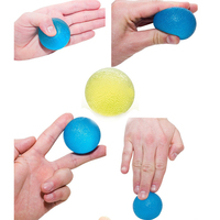 The Office Relieves Stress Hand Gymnastic ball